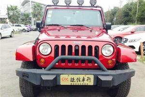 Jeep 牧马人 牧马人 2013款 3.6L 两门版 Sahara