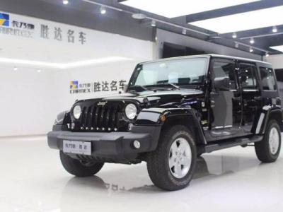 Jeep 牧马人  2.8 TD 四门版 Sahara