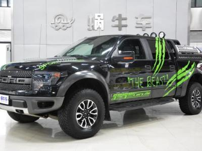2011款 福特F-150 6.2L SVT Raptor SuperCab图片