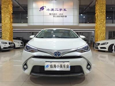 丰田 雷凌  双擎1.8H V CVT豪华版图片