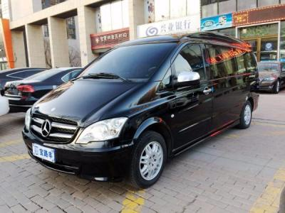 奔驰威霆  2013款 3.0L 商务版 图片