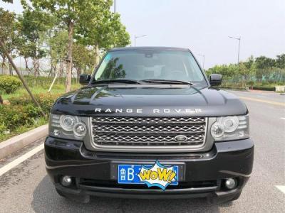 2010年5月路虎揽胜行政版5.0L NA(自然吸气) 汽油型图片