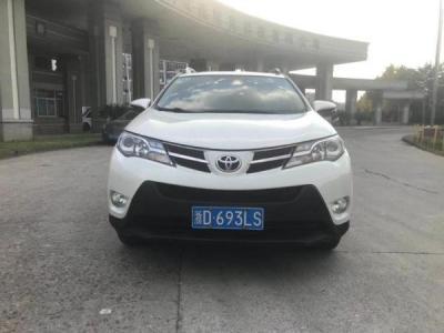 2015年9月 丰田 RAV4 2.0L CVT风尚版图片