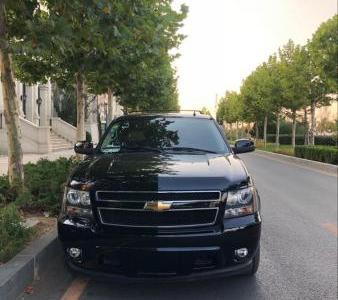2006年9月 雪佛兰 Suburban FBI联邦调查局用车萨博班图片