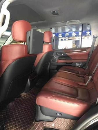 雷克萨斯 LX  LX570 巅峰特别限量版(中国市场限量发售150台) 四驱图片