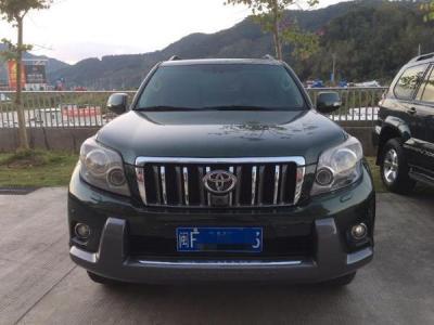 丰田 普拉多  4.0L VX NAVI图片