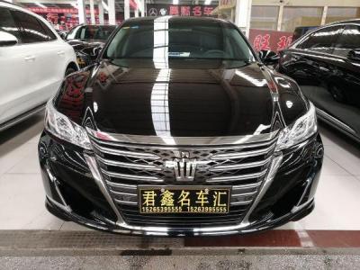 2017年4月 丰田 皇冠 2.5L 智享版图片