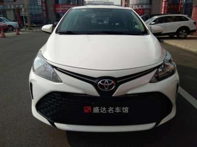 豐田 威馳  FS 1.5L CVT鋒馳版