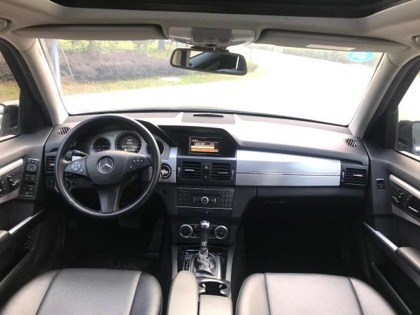 奔驰 GLK级  GLK300 3.0L 4MATIC 豪华型图片