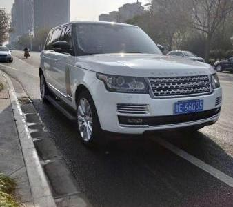 2015年8月 路虎 揽胜行政版 3.0T SC Vogue 加长版 汽油型图片