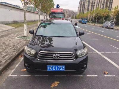 2011年8月 豐田 漢蘭達  2.7L 豪華版七座圖片