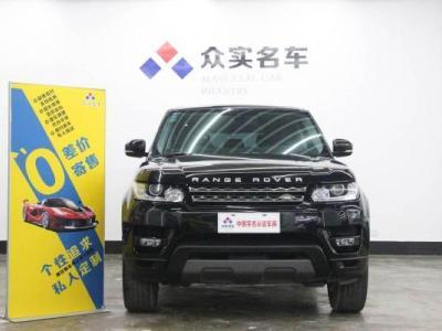 路虎 攬勝運動版  3.0T 運動版 SDV6 HSE 柴油型