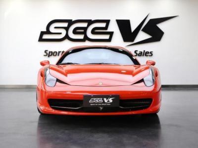 2012年9月 法拉利 458 4.5L 硬顶