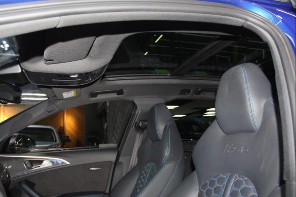 奥迪 奥迪RS RS6  4.0T图片