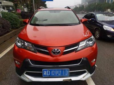 2013年9月 丰田 RAV4 2.5L 豪华版图片