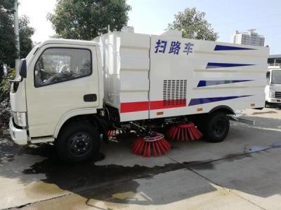 福田道路清扫车 图片