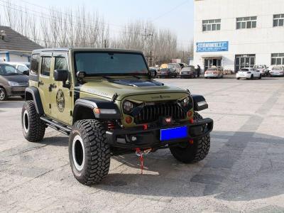 Jeep 牧马人  2015款 3.6L 四门 舒享版图片