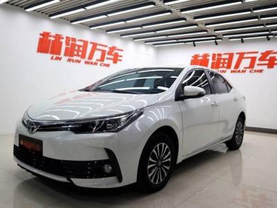 丰田 卡罗拉  1.2T CVT GL-i智辉版图片
