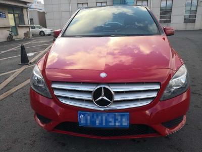 奔馳 B級  2012款 B180 1.6T