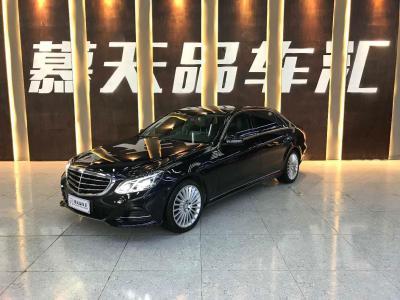 2014年9月 奔馳 E級  E260L 1.8T 豪華型圖片
