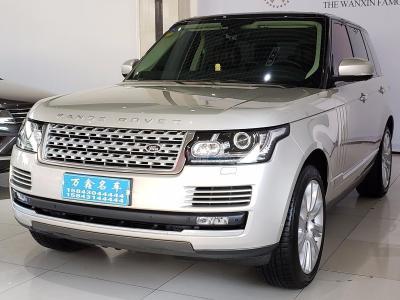 2013年6月 路虎 揽胜行政版 5.0L NA Vogue SE汽油型图片