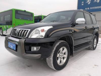 丰田 普拉多  2005款 4.0L 豪华型