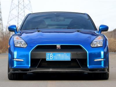 2012年10月 日产 GT-R 3.8T Premium Edition图片