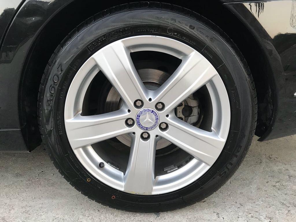 奔驰 S级  2010款 S400L Hybrid 3.5L图片