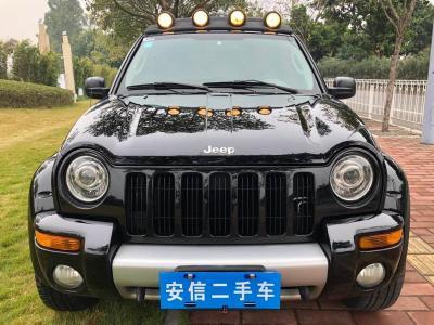 Jeep 自由人  2004款 3.7L 运动款