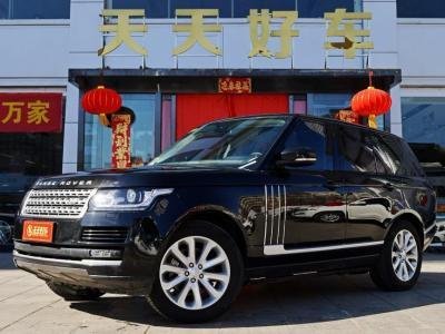 2016年4月 路虎 揽胜行政版 3.0T SC Vogue 汽油型图片