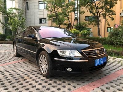 2006年12月 大众 辉腾 辉腾w12四座6.0排量,史泰龙同款。图片