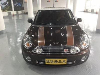 MINI Mini  1.6 Mayfair图片