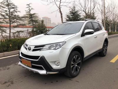 丰田 RAV4  2015款 2.5L 精英版
