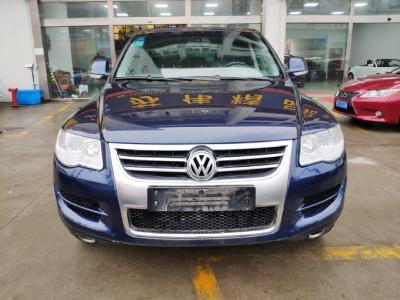2010年6月 大众 途锐(进口) 3.0T 标准版 柴油图片