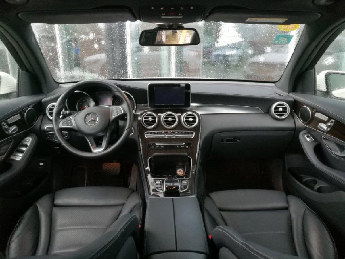 奔驰 GLC级  2017款 GLC260 2.0T 4MATIC 动感型图片