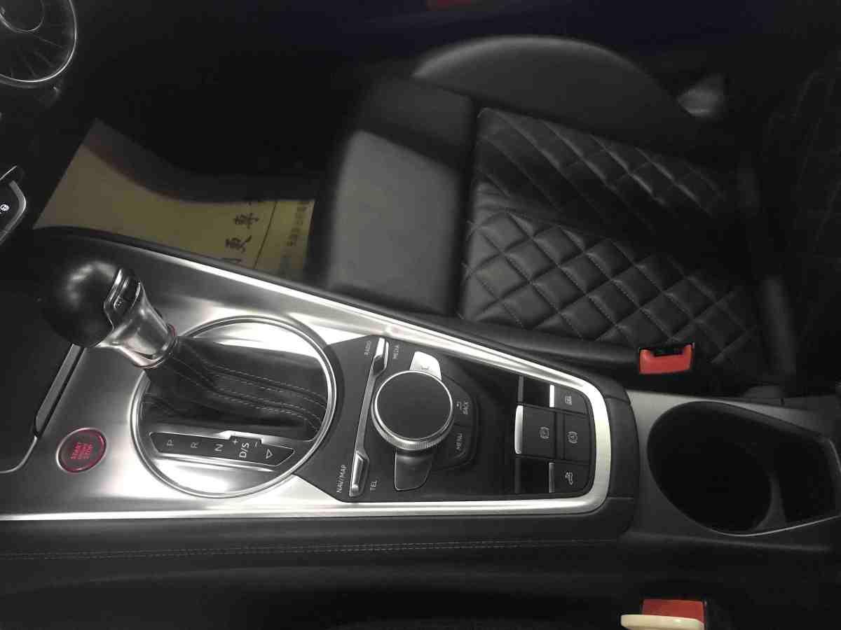 奥迪 奥迪TT  2015款 TT Roadster 45 TFSI图片