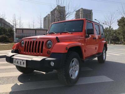 2011年3月 Jeep 牧馬人  3.8L 四門圖片