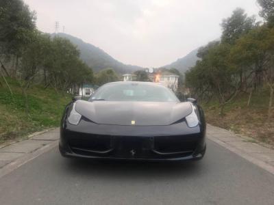 2013年6月 法拉利 458 4.5L 中国限量版图片