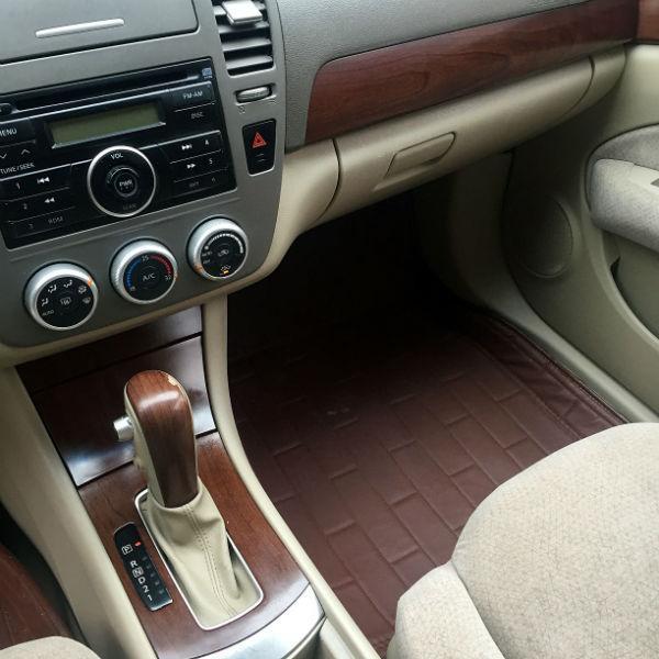 【哈尔滨】2007年8月 日产 轩逸 1.6 xe 舒适版 自动档