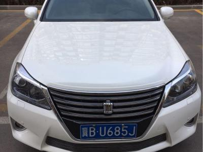 丰田 皇冠  2012款 2.5L Royal Saloon 尊贵版