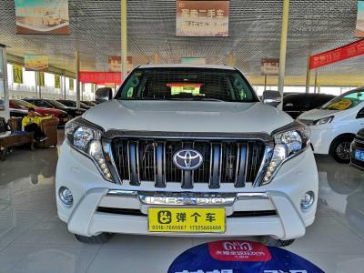 丰田 普拉多  2014款 2.7L 豪华版