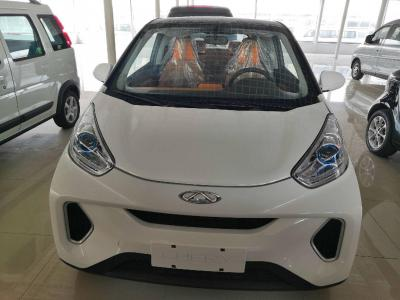 奇瑞 eQ  2018款 eQ1 小蚂蚁300智享版纯电动轿车图片