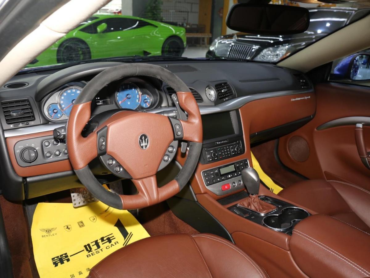 玛莎拉蒂 GT  2012款 4.7L SPORT图片
