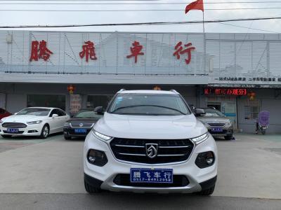 宝骏 510  2017款 1.5L 手动豪华型