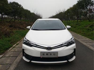 2018年10月 丰田 卡罗拉 1.2T CVT GL-i智辉版图片