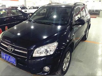 丰田 RAV4  2.4 豪华升级版