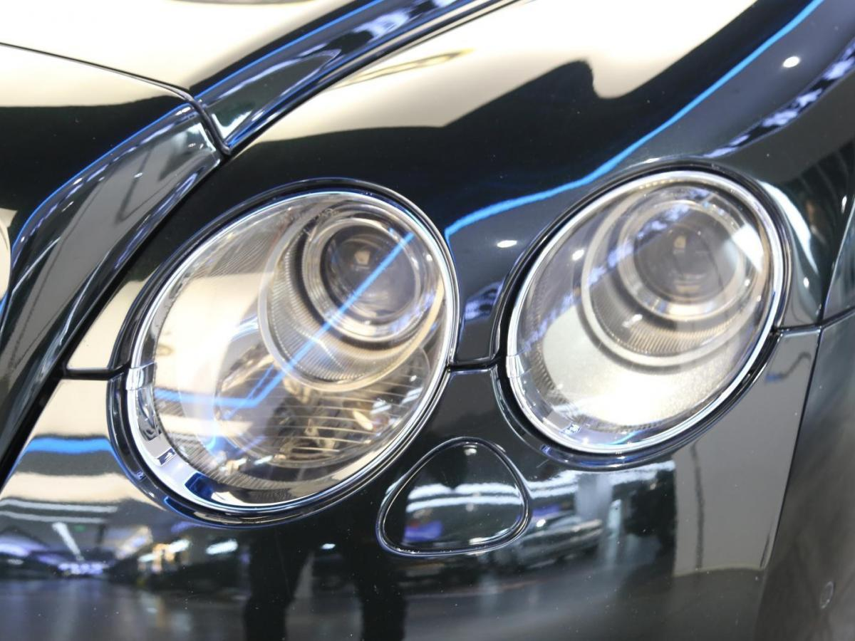 宾利 欧陆  2008款 GT Speed 6.0图片