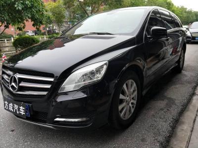 2013年7月 奔驰 奔驰R级(进口) R 300 L 商务型图片