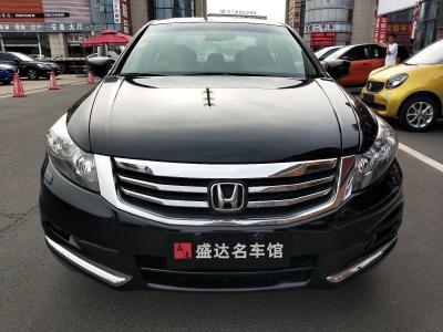 本田 雅阁  2013款 2.0L SE