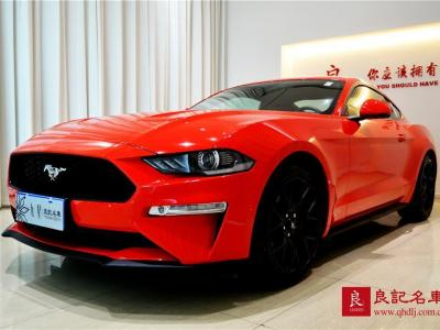 福特 Mustang  2018款 2.3L EcoBoost圖片